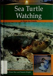 Cover of: Sea turtle watching
