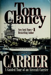 Cover of: Carrier