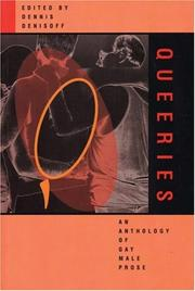 Cover of: Queeries