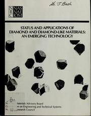 Status and applications of diamond and diamond-like materials