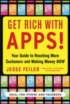 Cover of: Get rich with apps! | Jesse Feiler