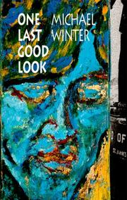 Cover of: One last good look
