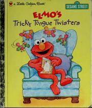 Cover of: Elmo's tricky tongue twisters