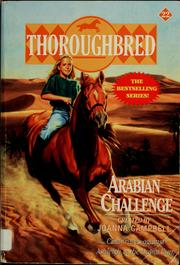 Cover of: Arabian challenge | Karen Bentley