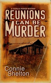 Cover of: Reunions can be murder