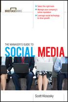 Cover of: Manager's guide to social media | Scott Klososky