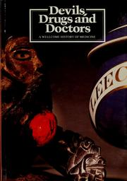 Cover of: Devils, drugs and doctors | International Cultural Corporation of Australia Limited