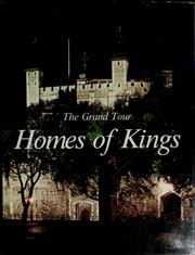 Cover of: Homes of kings | Flavio Conti