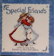 Cover of: Special friends