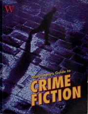 Cover of: Waterstone's guide to crime fiction