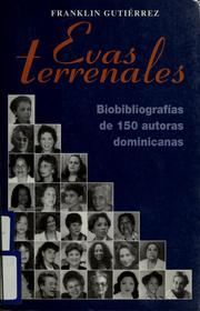 Cover of: Evas terrenales