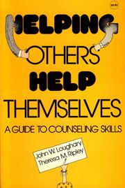 Cover of: Helping others help themselves | John William Loughary
