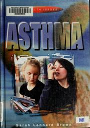Cover of: Asthma