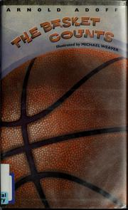 Cover of: The basket counts