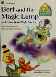 Cover of: Bert and the magic lamp