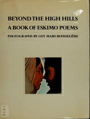 Cover of: Beyond the high hills