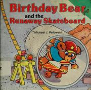 Cover of: Birthday bear and the runaway skateboard