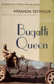 Cover of: Bugatti queen