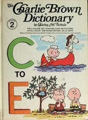 Cover of: The Charlie Brown dictionary | Charles M. Schulz