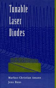 Cover of: Tunable laser diodes