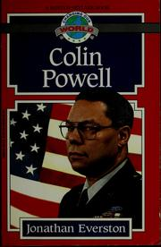 Cover of: Colin Powell | Jonathan Everston
