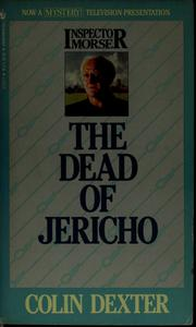 Cover of: The dead of Jericho