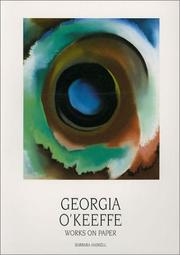 Cover of: Georgia O'Keeffe, works on paper: Museum of Fine Arts, Museum of New Mexico, Santa Fe