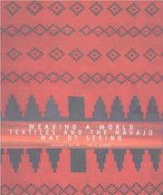 Cover of: Weaving a world