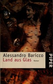 Cover of: Land aus Glas