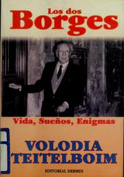 Cover of: Los dos Borges