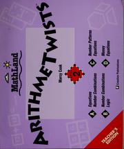 Cover of: Mathland arithmetwists