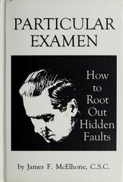 Cover of: Particular examen | James Francis McElhone