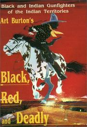 Cover of: Black, Red and Deadly