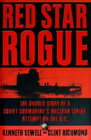 Cover of: Red star rogue | Kenneth Sewell