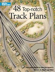 Cover of: 48 top notch track plans |