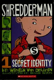 Cover of: Secret identity