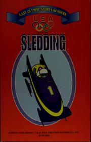 Cover of: Sledding | Larry Bauer