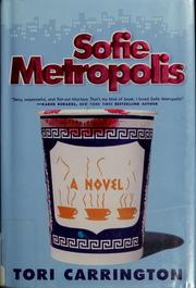 Cover of: Sofie Metropolis