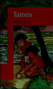 Cover of: Taínos | Michael Dorris