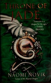 Cover of: Throne of jade