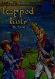 Cover of: Trapped in time | Ruth Chew