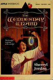 Cover of: The Wednesday wizard