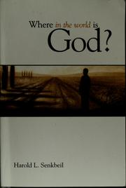 Cover of: Where in the world is God?