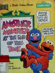 Cover of: Another monster at the end of this book