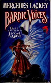 Cover of: Bardic voices