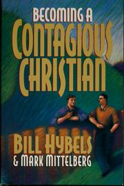 Cover of: Becoming a contagious Christian