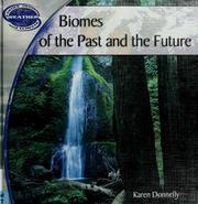 Cover of: Biomes of the past and future