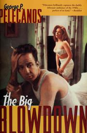 Cover of: The big blowdown