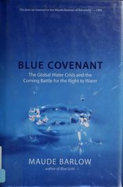 Cover of: Blue covenant