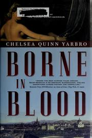 Cover of: Borne in blood